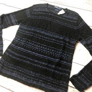 Polo Ralph Lauren Mens Linen Cotton Blend Sweater